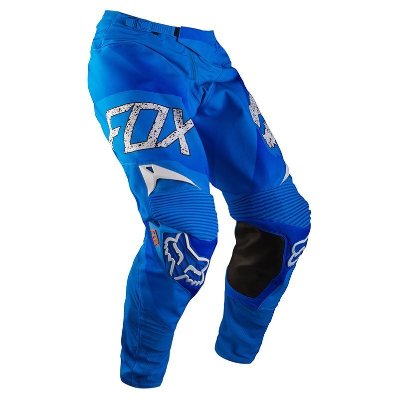 FOX 360 Flight Motocross Pants 2014/15, blue, Size 28, blue, Size 28