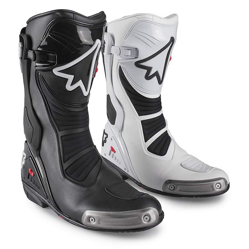 Stylmartin Stealth Motorcycle Boots