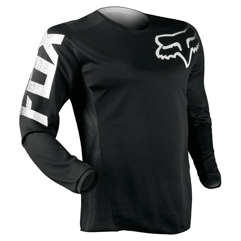 FOX Blackout Motorcross Jersey