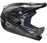 Troy Lee Designs D3 Pinstripe II Carbon