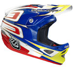 Troy Lee Designs D3 Speed Blau/Weiss