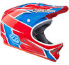 {PreviewImageFor} Troy Lee Designs D2 Turbo Red/Blue