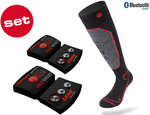 Lenz Set Lithium Pack rcB 1200 + 1.0 Bluetooth beheizbare Socken