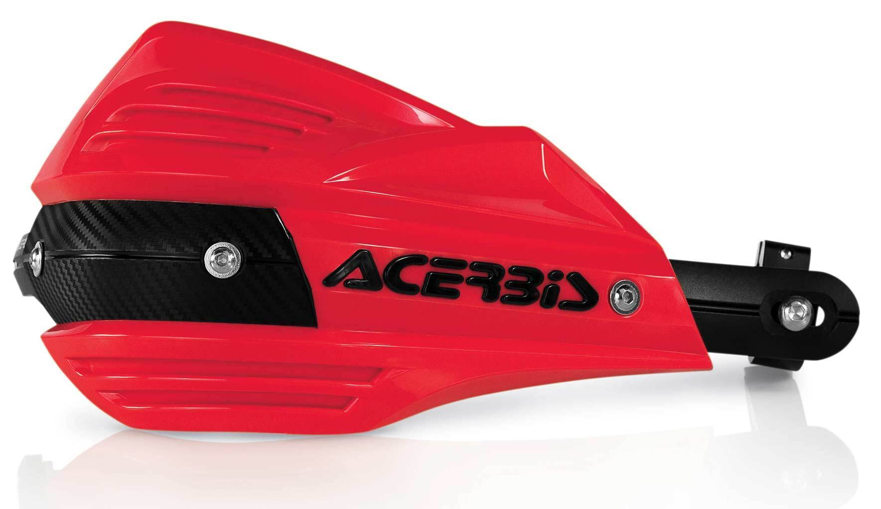 acerbis-x-factor-handguards-red-one-size