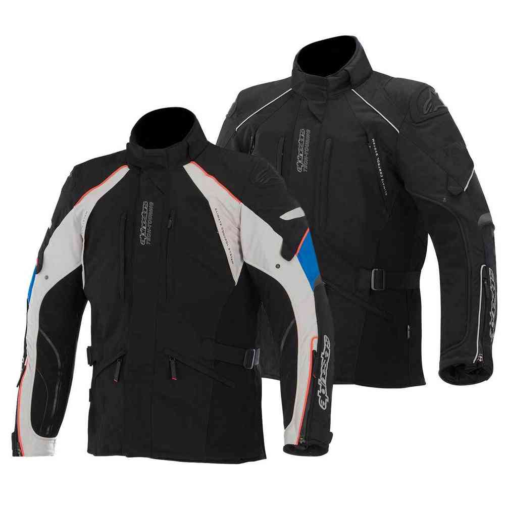 Alpinestars New Land Gore-Tex Motorcycle Textile Jacket 2015 Preview image  for ... 6c8e32a334cc8