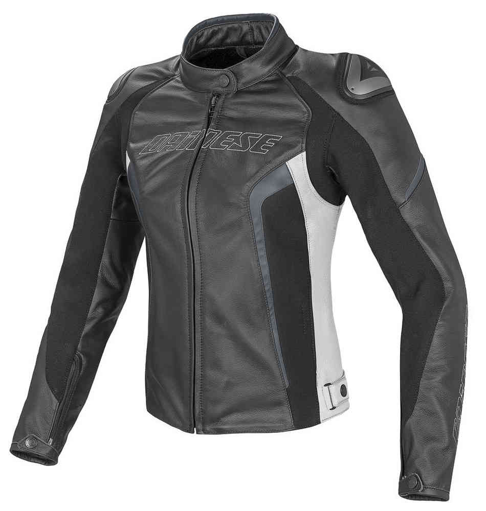 136a0c0cd20 Dainese Racing D1 Ladies Motorcycle Leather Jacket - buy cheap ▷ FC ...