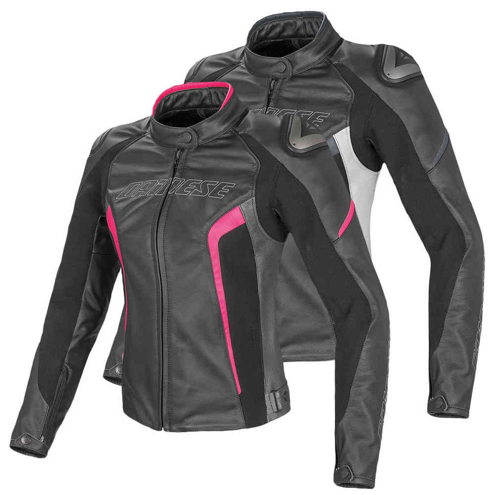 c48e56a0ebb Dainese Racing D1 Ladies Leather Jacket Perforated - buy cheap ▷ FC ...