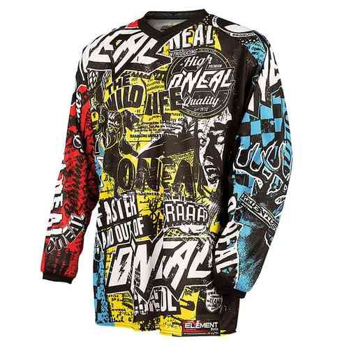O´Neal Element Wild Jersey