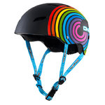 O´Neal Dirt Lid Rainbow Kids Bicycle Helmet