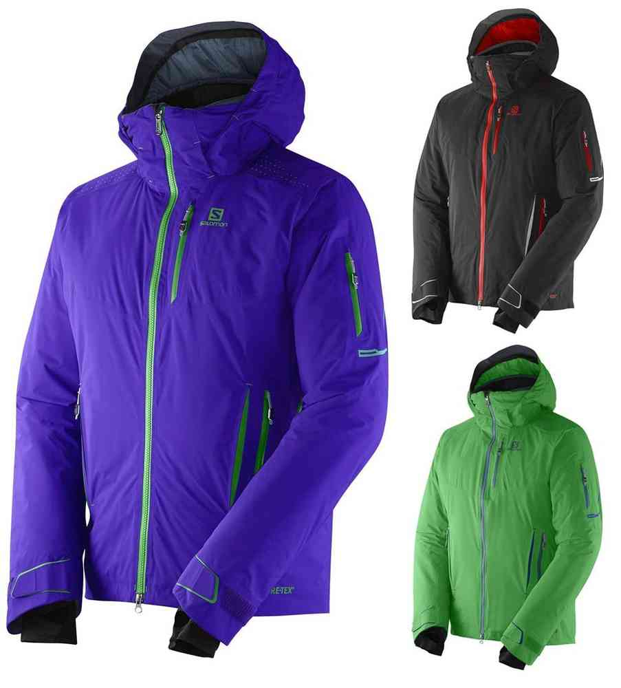 Salomon Withemount GTX Motion Fit Jacket M