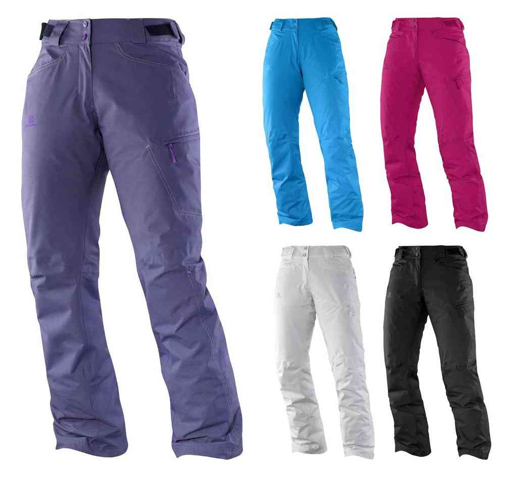 Salomon Fantasy Pant W Lady 9Qc19
