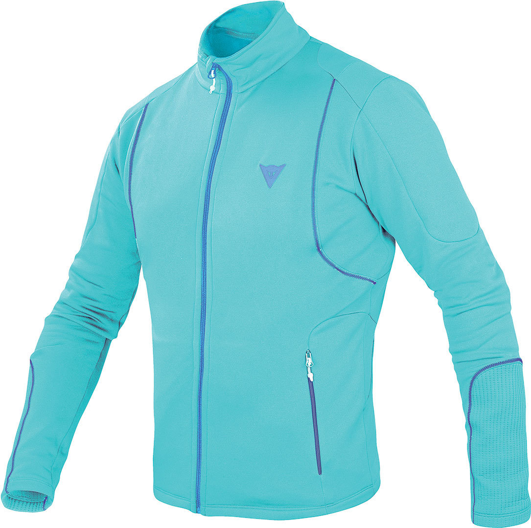Dainese Thermal Full Zip E1 Funktionshemd Blau S