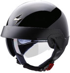 Scorpion Exo 100 Solid Casco Jet