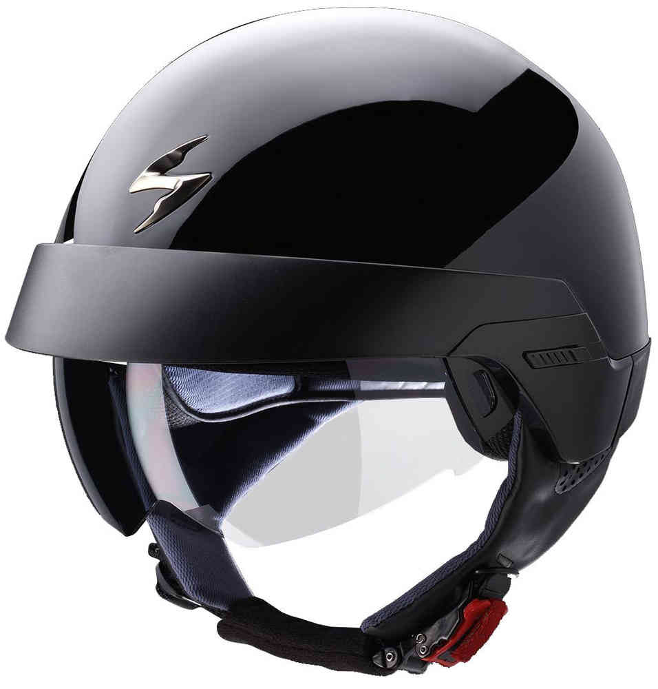 a59107e321a Scorpion Exo 100 Solid Jet Helmet - buy cheap ▷ FC-Moto