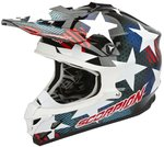 Scorpion VX-15 Evo Air Stadium Cross Helmet