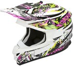 Scorpion VX-15 Evo Air Horror Casco cross