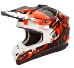 Scorpion VX-15 Evo Air Grid Cross Helmet