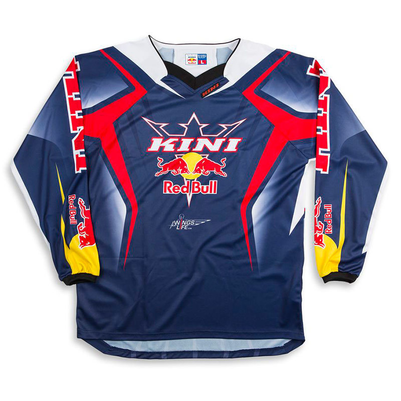 Kini Red Bull Competition Jersey Meilleurs Prix Fc Moto