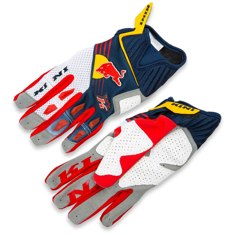 nuovo elenco chiaro e distintivo moda Kini Red Bull Competition Gloves