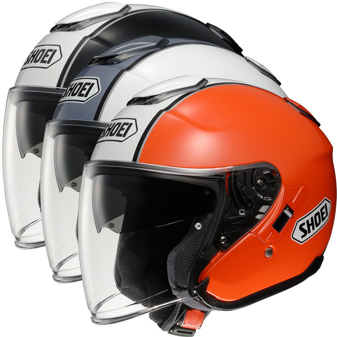 Shoei J-Cruise title=