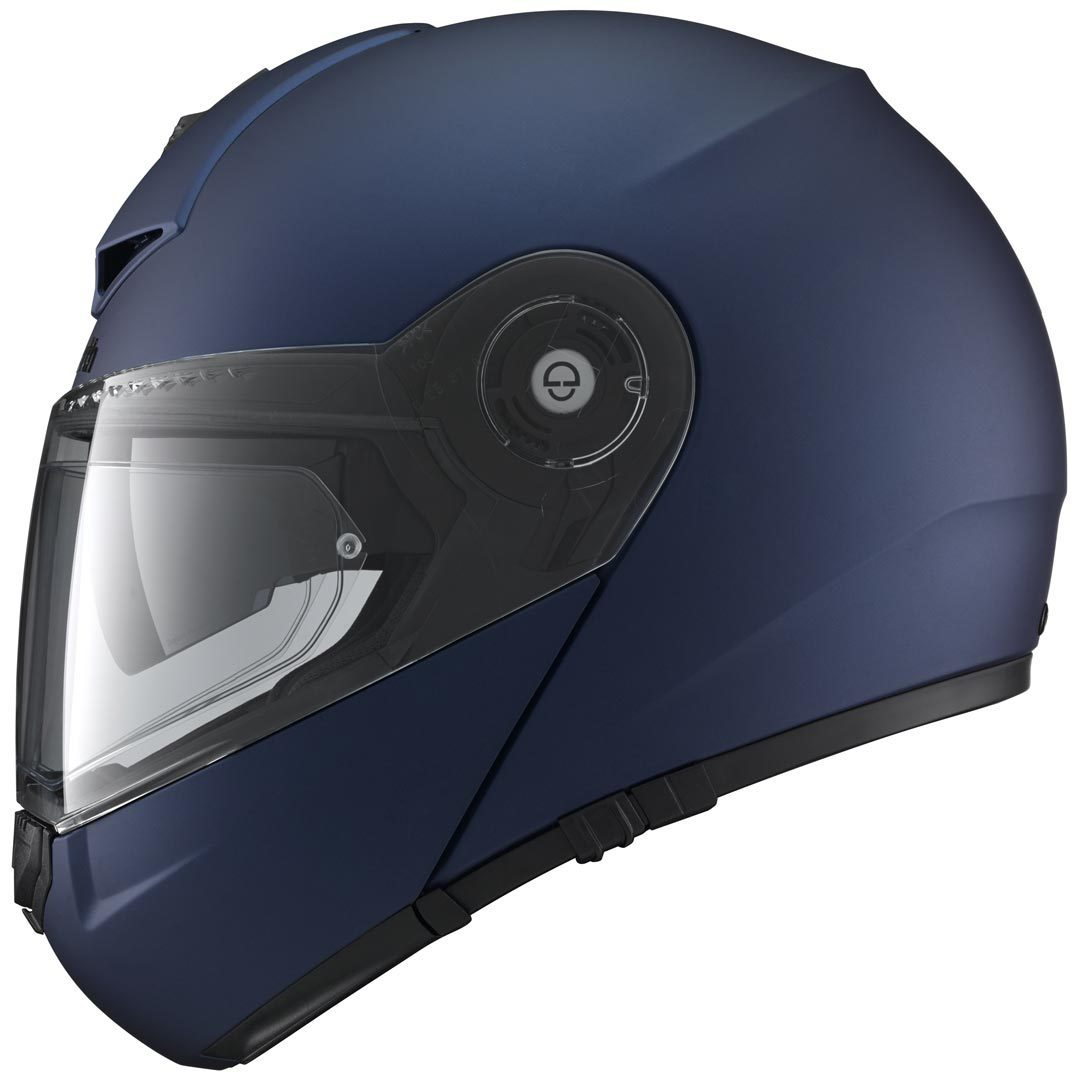 schuberth c3 pro matt blue. Black Bedroom Furniture Sets. Home Design Ideas