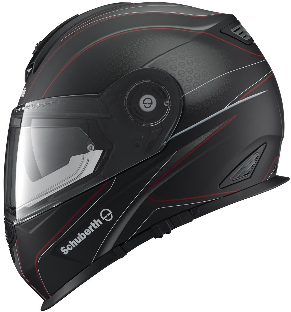 schuberth s2 sport dark wave helm g nstig kaufen fc moto. Black Bedroom Furniture Sets. Home Design Ideas