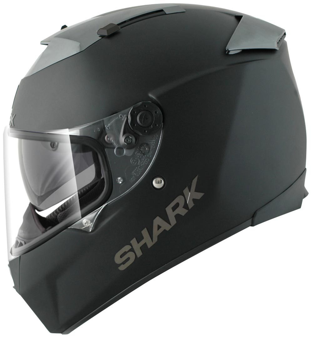 shark speed r series 2 dual black helmet buy cheap fc moto. Black Bedroom Furniture Sets. Home Design Ideas