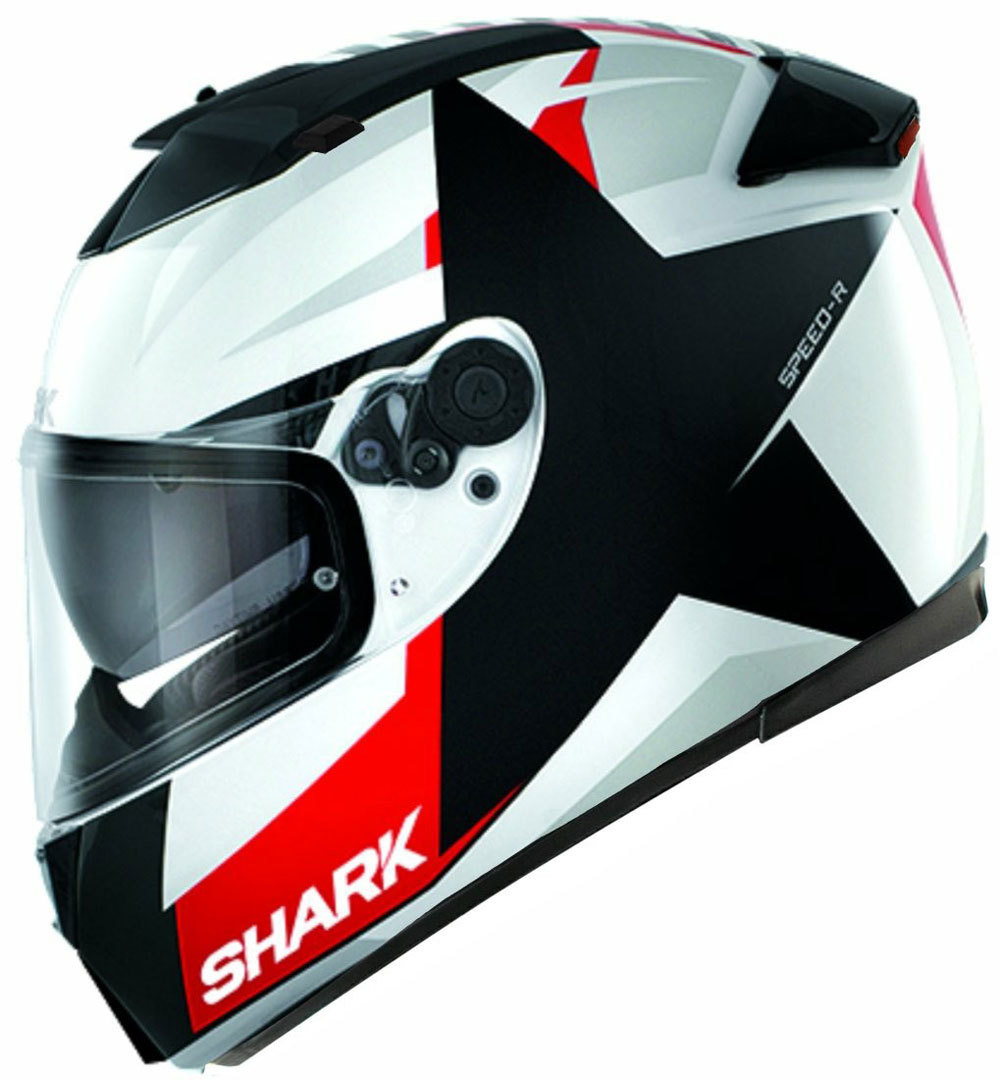 shark speed r series 2 texas helm g nstig kaufen fc moto. Black Bedroom Furniture Sets. Home Design Ideas