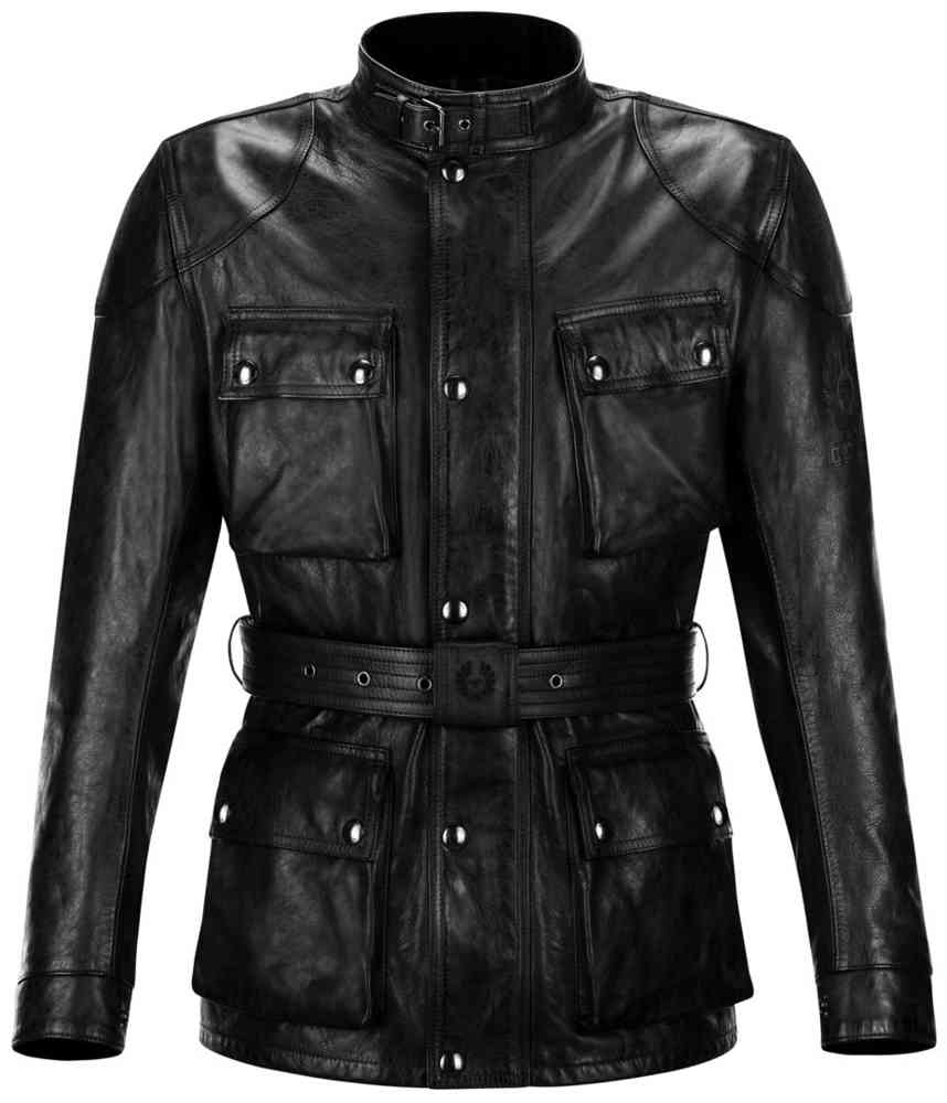 454799f85ab Belstaff Classic Tourist Trophy Leather Jacket - buy cheap ▷ FC-Moto
