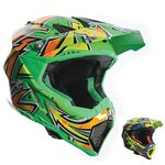 AGV AX-8 Evo Spray Motocross hjelm