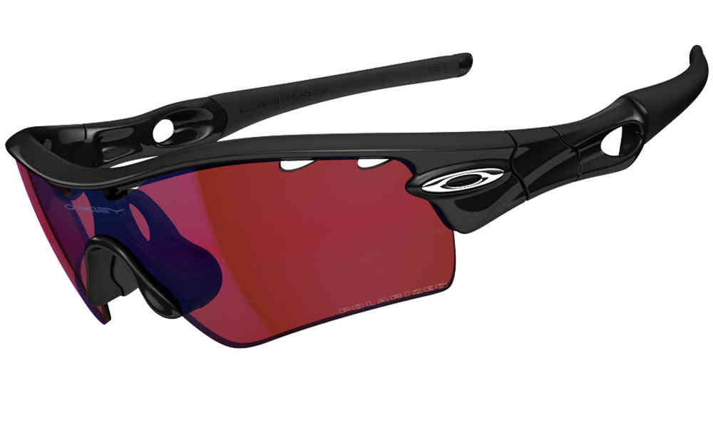 eb1eaba6f8 Oakley Radar Path Polished Black G30 Iridium Polarized Vented - buy ...