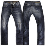 Rokker Red Selvage Jeans Мотоциклетные штаны