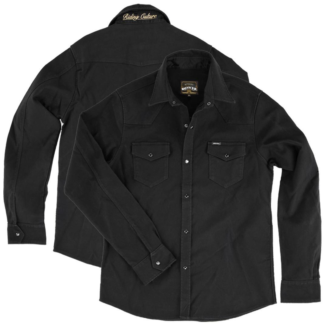 Rokker Black Jack Rider Shirt - buy cheap ▷ FC-Moto