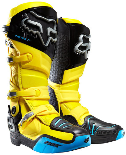 Instinct LE Boot 2015-Giallo/Nero-12
