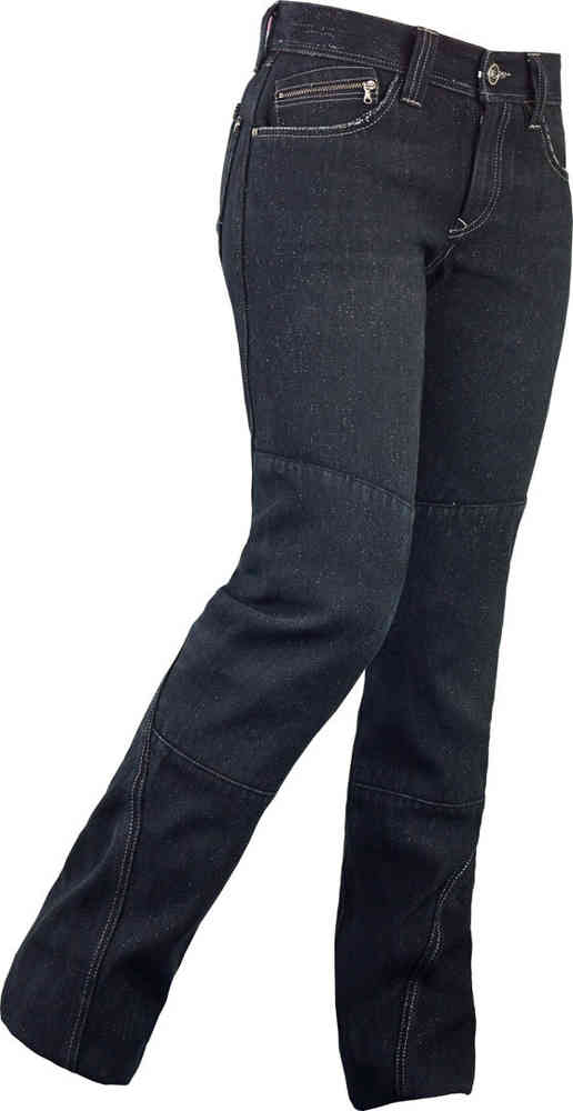 LD/_ Women Solid Color Side Pockets Jeans High Stretchy Denim Pants Trousers Sp