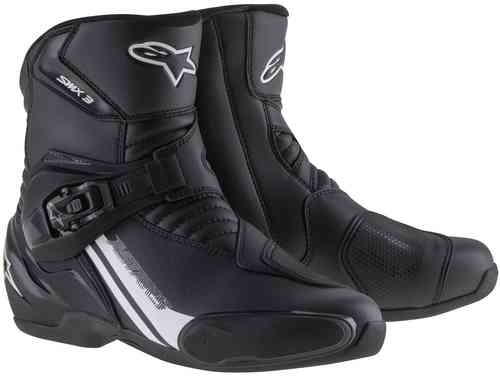 Alpinestars S-MX 3 Black Graphic