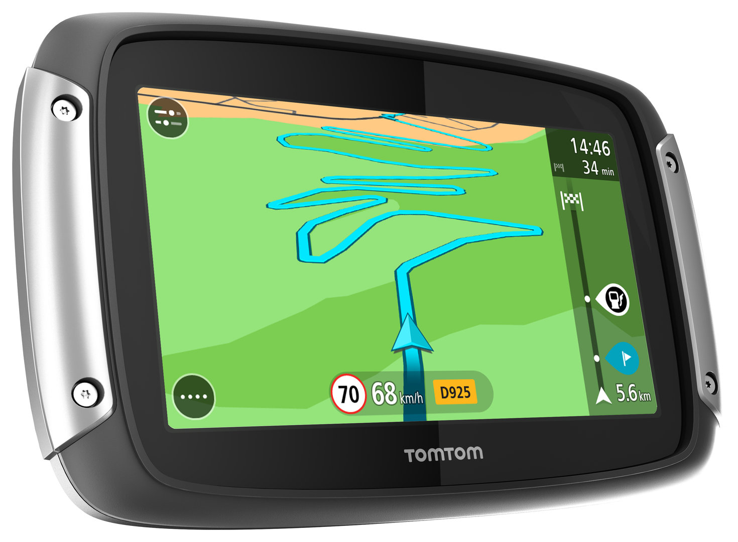 TomTom Rider  Europe Buy Cheap  FCMoto - Tomtom xl usa canada map