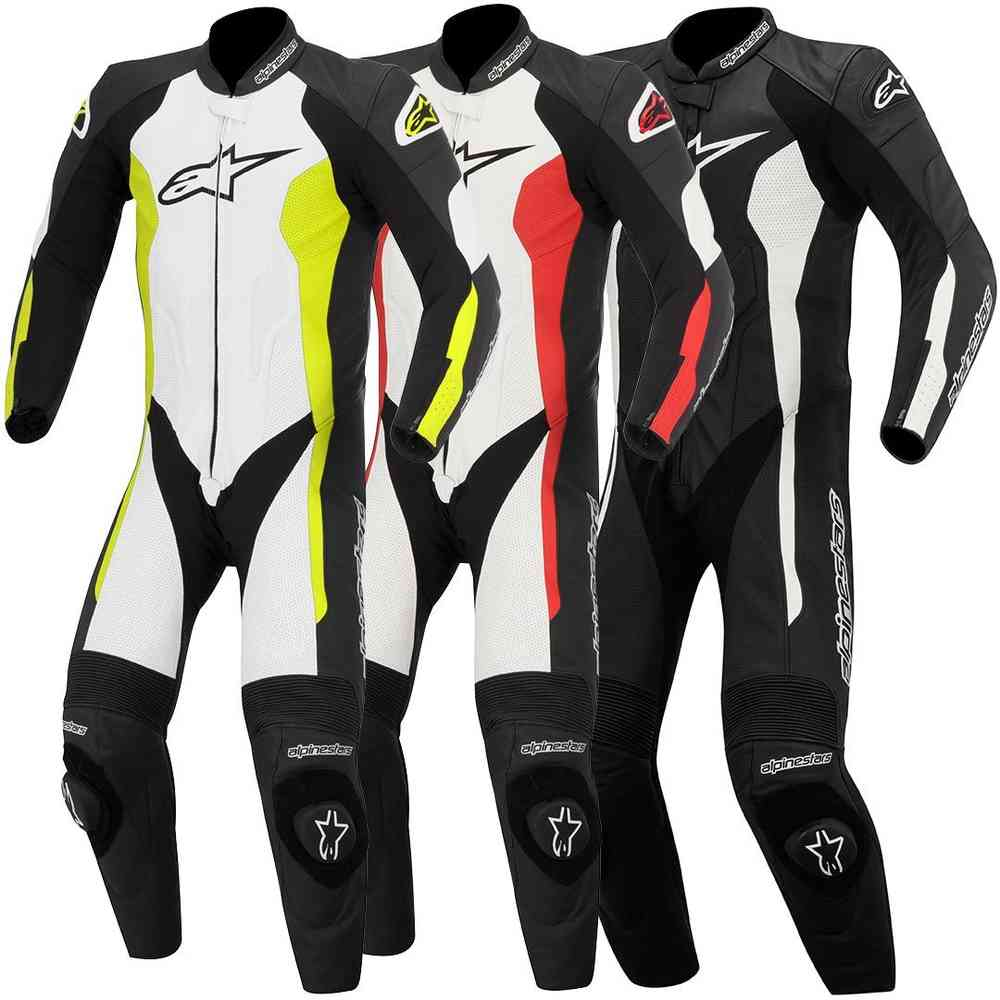 2810f259a68 Alpinestars Challenger One Piece Leather Suit - buy cheap ▷ FC-Moto