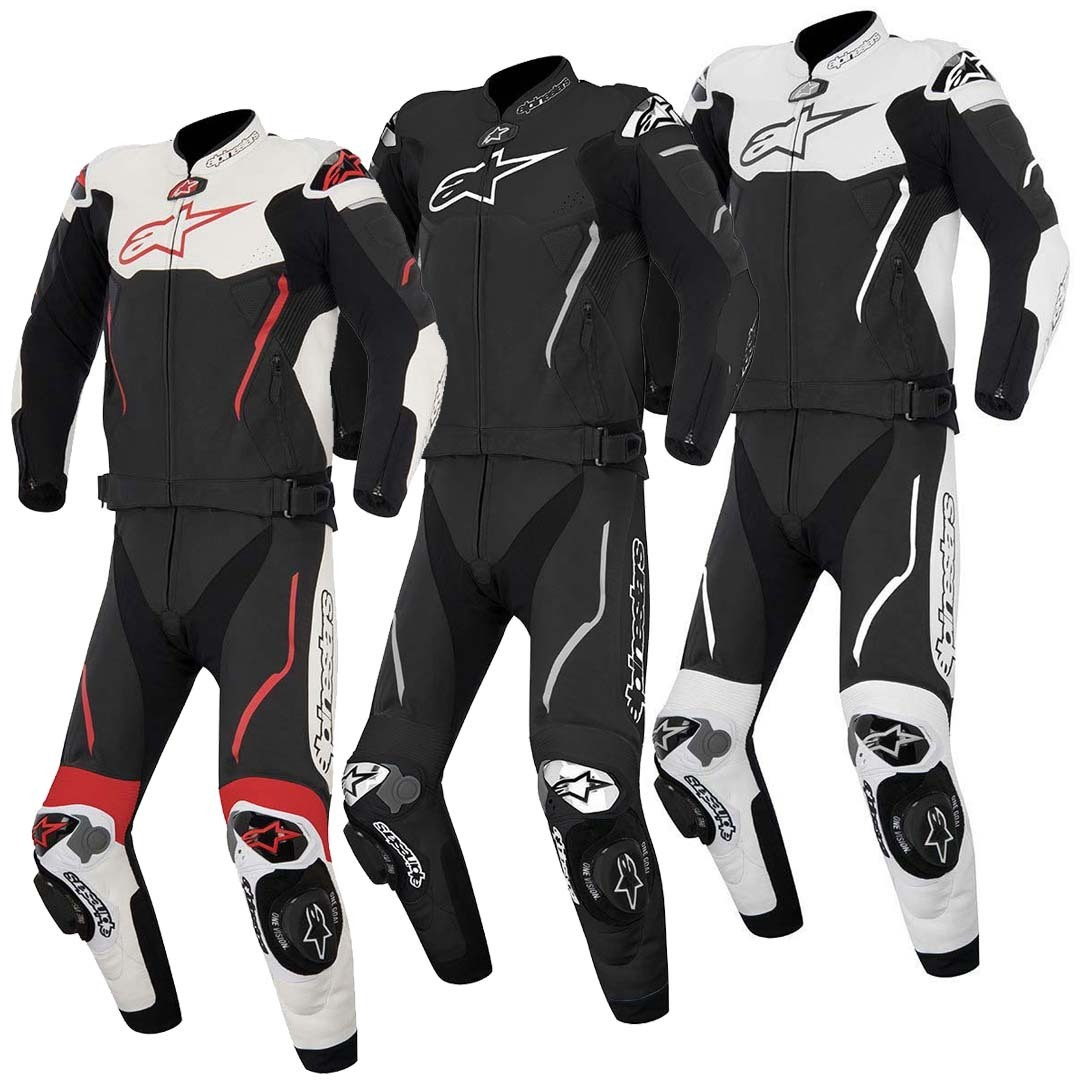 alpinestars atem 2 teiler lederkombi 2015 g nstig kaufen. Black Bedroom Furniture Sets. Home Design Ideas