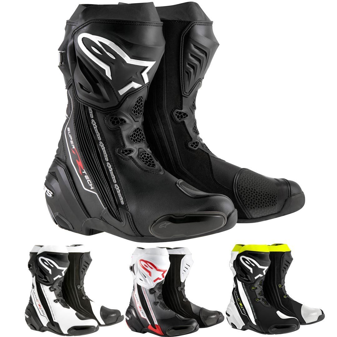 alpinestars supertech r stiefel 2016 g nstig kaufen fc moto. Black Bedroom Furniture Sets. Home Design Ideas
