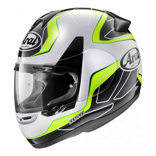 arai-axces-ii-flow-helmet-green