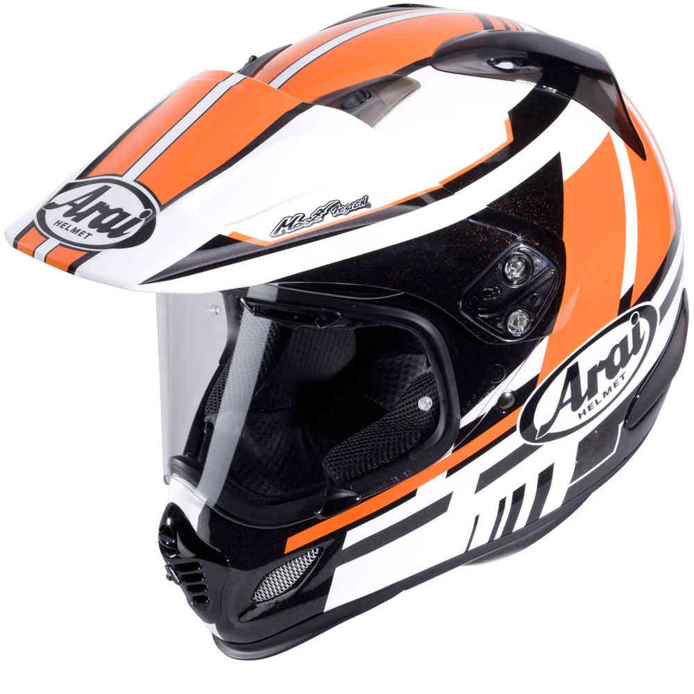 Arai Tour-X 4 Shire Orange Ltd. Edition Enduro Helm