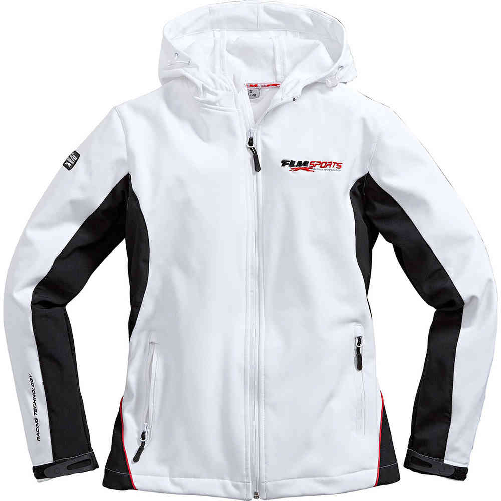 Lady White Softshelljacket 0 Sports 1 Flm edBoxC