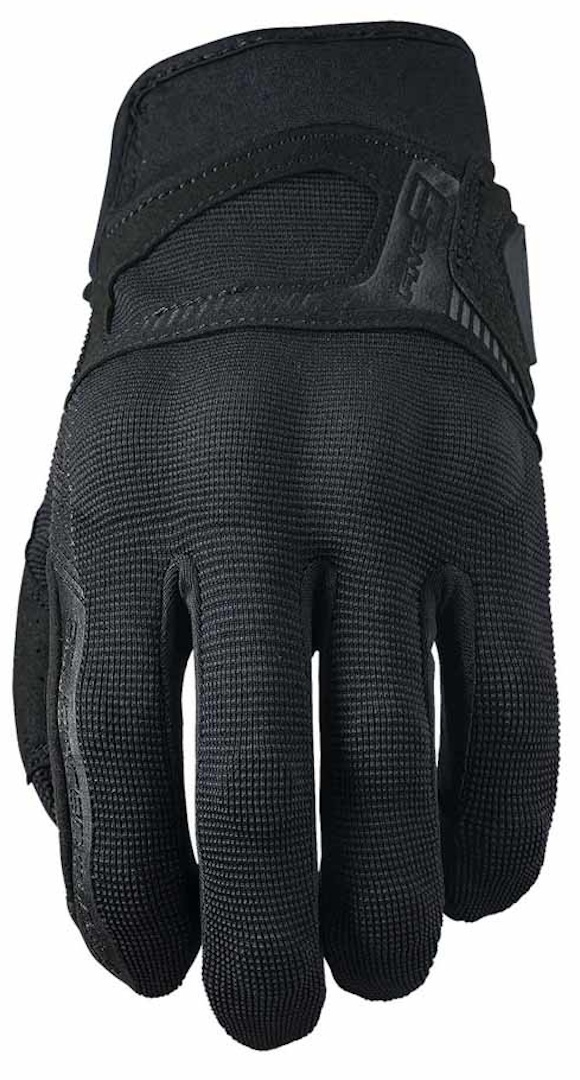 Five RS3 Women Motorcycle Gloves, black, Size M, black, Size M for Women
