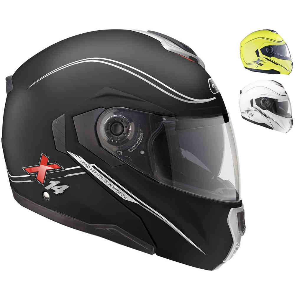 GIVI X.14 Shift Flip-Up Helmet - buy cheap ▷ FC-Moto 928f8df4703