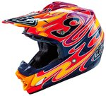 Troy Lee Designs SE3 Reflection Motocross kypärä