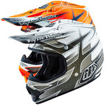 Troy Lee Designs Air Starbreak Matt MX Helm