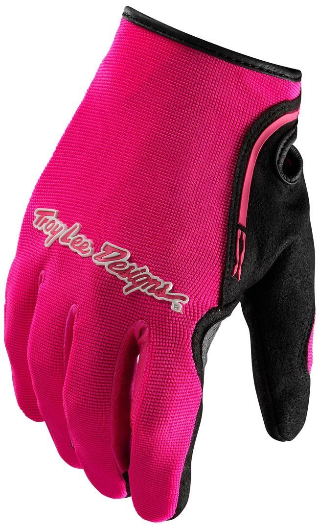 Troy Lee Designs XC Gloves, pink, Size M, pink, Size M