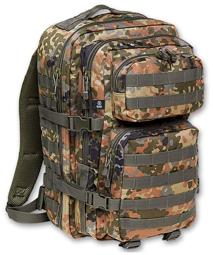 brandit-us-cooper-l-backpack-camouflage-one-size