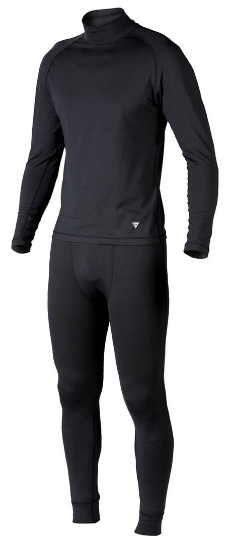 Dainese Air Breath D1 Funktionwäsche Set 2 tlg. Schwarz S